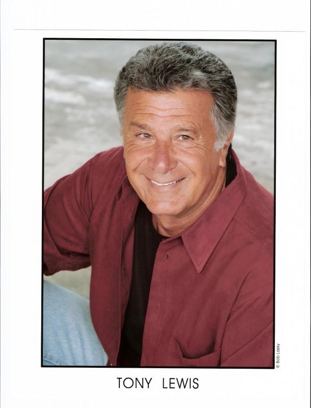 Tony Lewis Centore